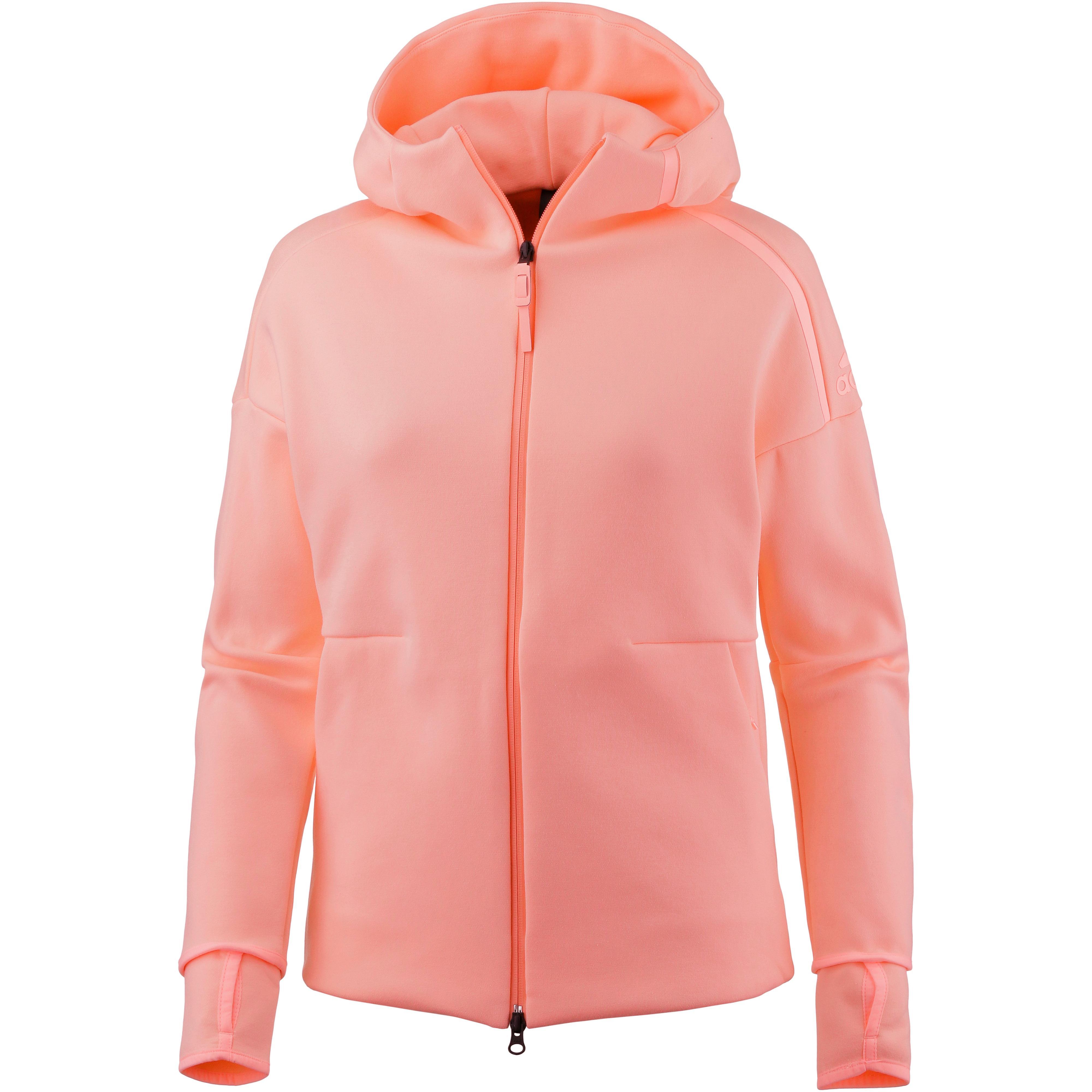 Adidas damen jacke rosa