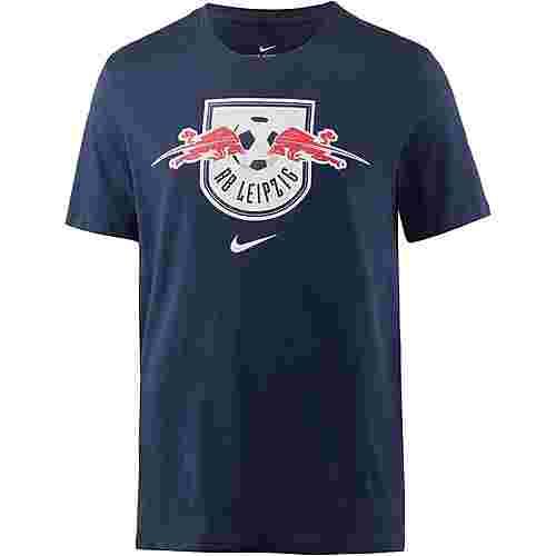 Nike RB Leipzig T-Shirt Herren navy