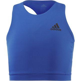 adidas Sport-BH Kinder hi-res blue