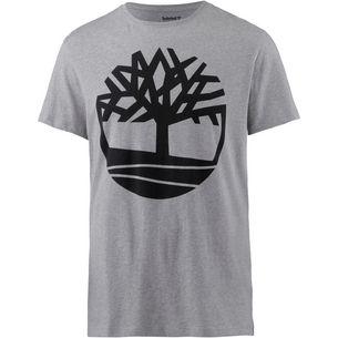 TIMBERLAND T-Shirt Herren medium grey heather