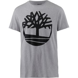 TIMBERLAND T-Shirt Herren medium grey heather