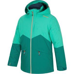 Ziener Skijacke Kinder smaragd