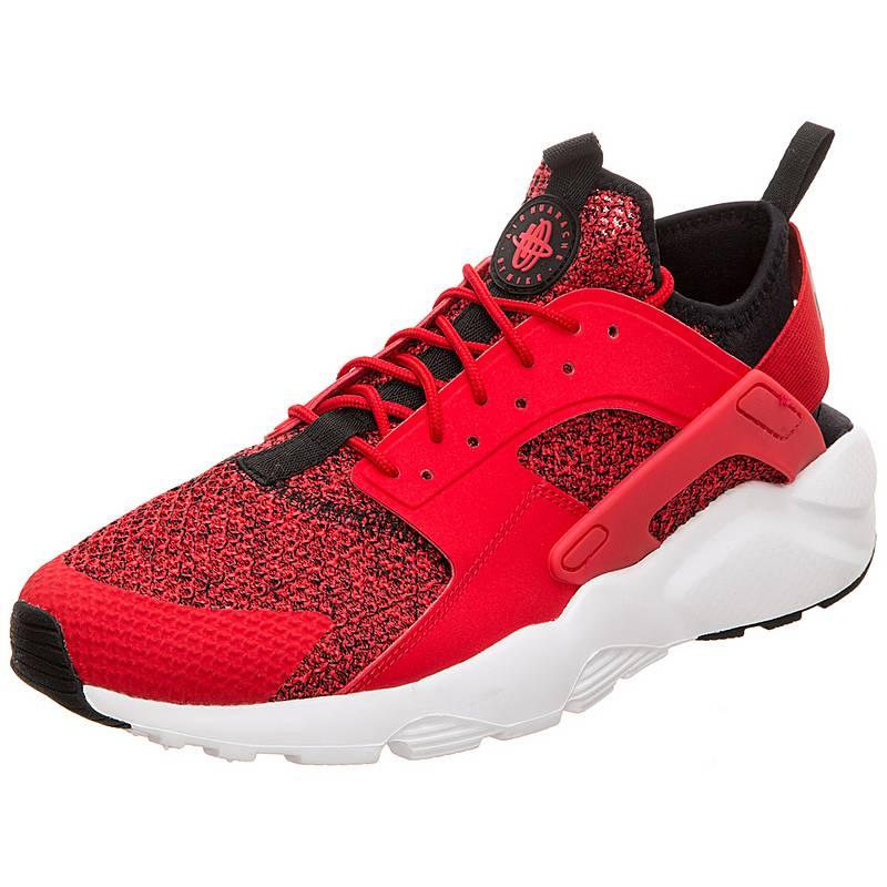 more photos e6b92 82a3b Nike Air Huarache Run Ultra SE Sneaker Herren rot  schwarz  weiß
