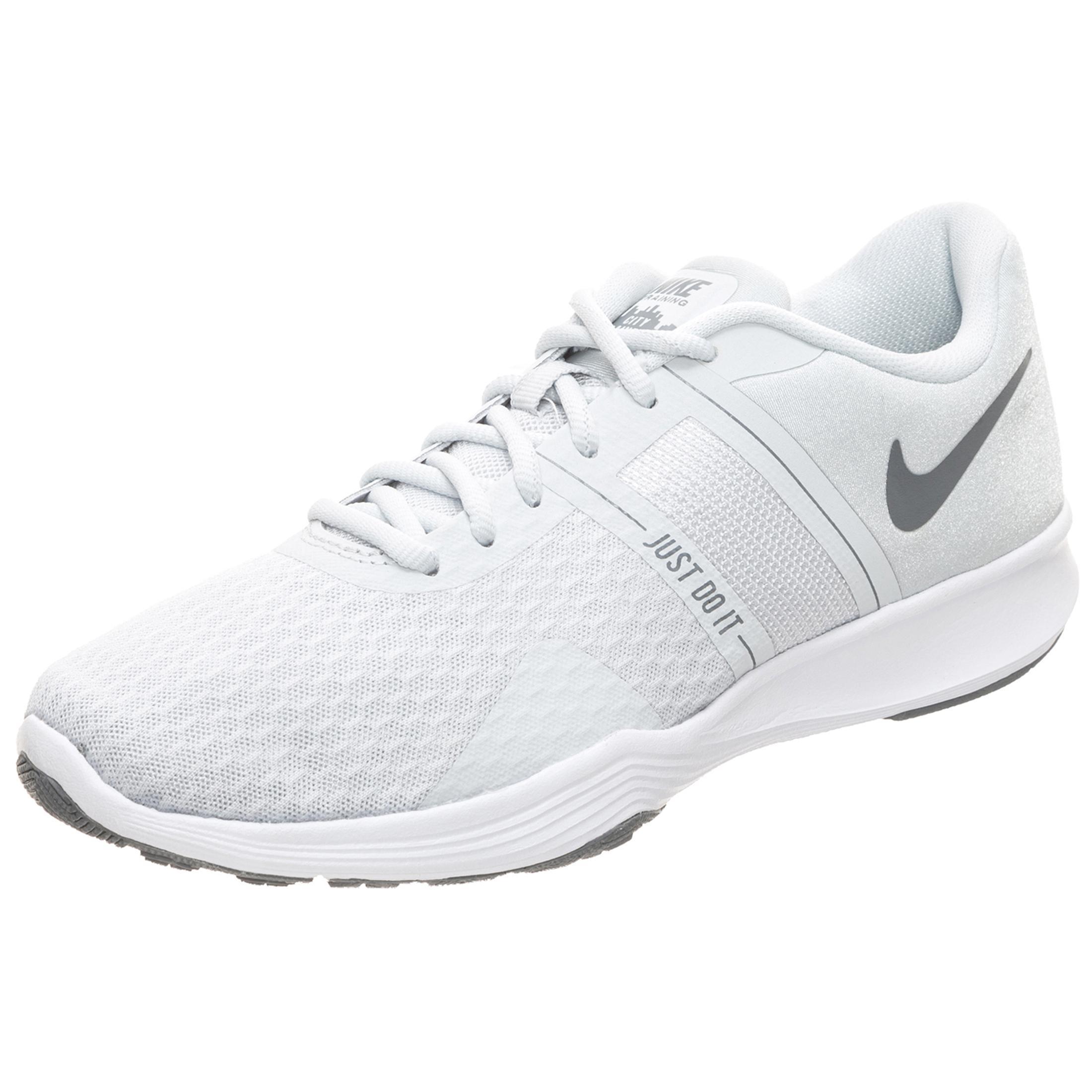 Nike City Trainer 2 Fitnessschuhe Damen hellgrau / weiß im Online Shop von  SportScheck kaufen