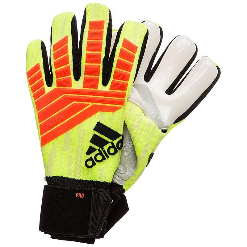 huge selection of 411d9 d061d ... australia adidas predator pro torwarthandschuhe herren gelb rot schwarz  94d49 ddbc1