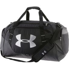 Under Armour Undeniable Duffle 3.0 Sporttasche Herren black-black-silver