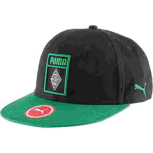 PUMA Borussia Mönchengladbach Cap power green-puma black
