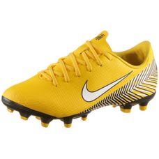 Nike MERCURIAL JR VAPOR 12 ACADEMY GS NJR MG Fußballschuhe Kinder amarillo-white-dynamic yellow-black-black
