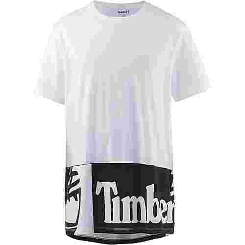 TIMBERLAND Longshirt Herren white