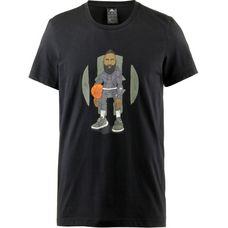 adidas HRDN GEEK UP T-Shirt Herren black