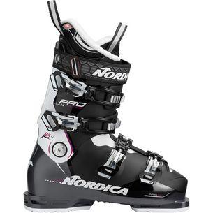 Nordica PRO MACHINE 85 W Skischuhe Damen BLACK-WHITE