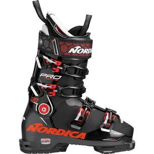 Nordica PRO MACHINE 130 Skischuhe Herren BLACK-RED