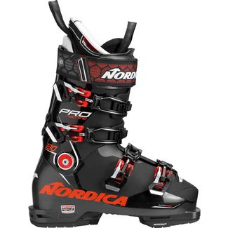 Nordica PRO MACHINE 130 Grip Walk Skischuhe Herren BLACK-RED