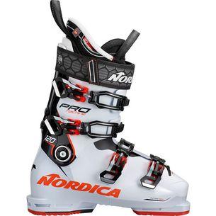 Nordica PRO MACHINE 120 Skischuhe Herren WHITE-BLACK-RED