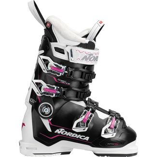 Nordica SPEEDMACHINE 105 W Skischuhe Damen BLACK-WHITE-FUCSIA