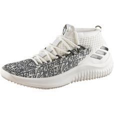 adidas Dame 4 Basketballschuhe Herren cloud white