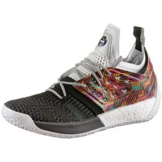 adidas Harden Vol. 2 Basketballschuhe Herren ftwr white