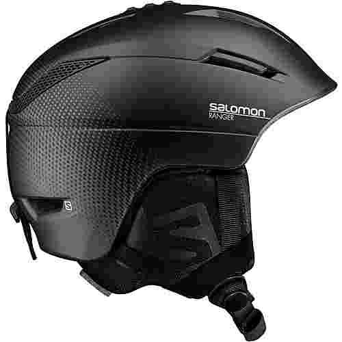Salomon Ranger 2 M CD Skihelm Herren Black