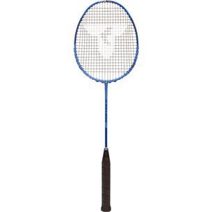 Talbot-Torro Badmintonschläger cyanblau-schwarz