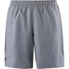 Under Armour Heatgear Woven Graphic Funktionsshorts Herren steel-black