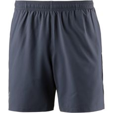 Under Armour HeatGear Launch Laufshorts Herren stealth-gray-stealth-gray-reflective