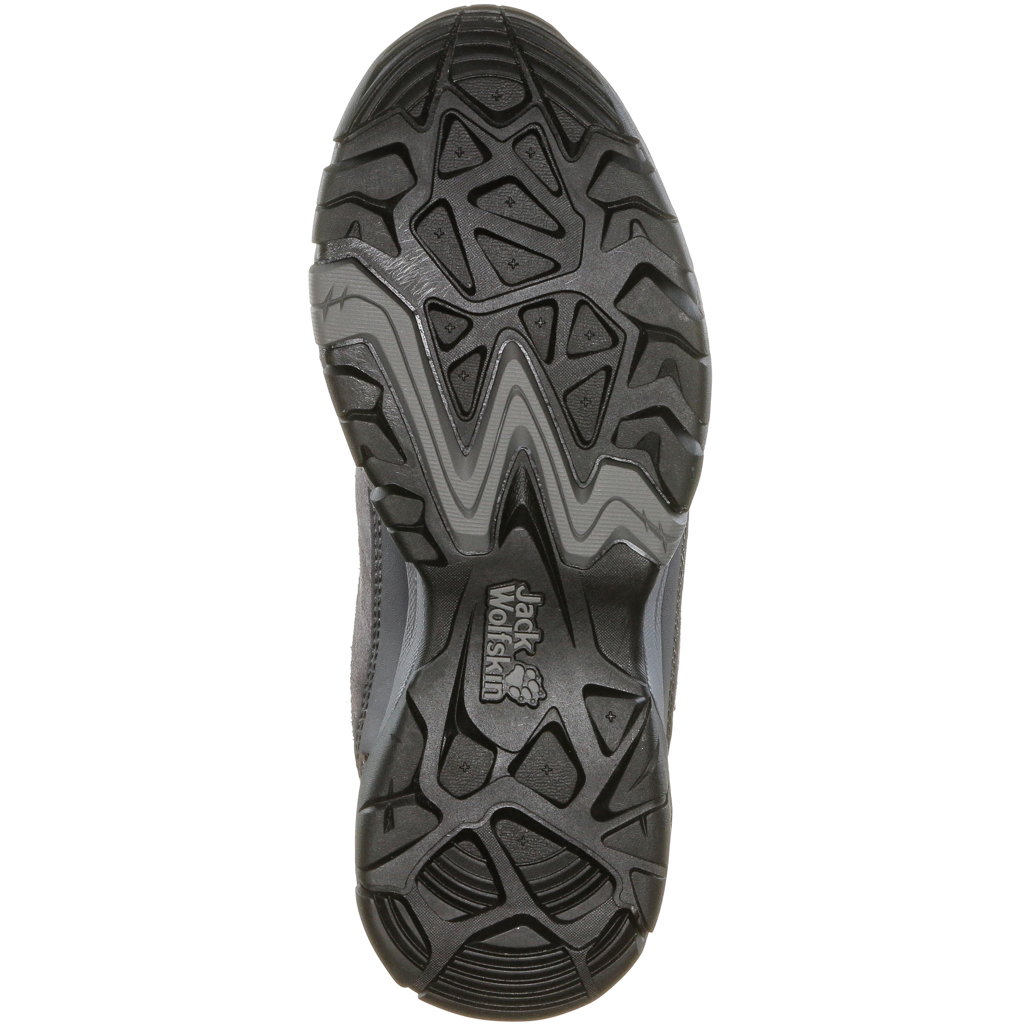 Jack Wolfskin MTN ATTACK 6 TEXAPORE LOW LOW LOW Wanderschuhe Damen grau haze im Online Shop von SportScheck kaufen Gute Qualität beliebte Schuhe c965b4