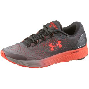 Under Armour Charged Bandit 4 Laufschuhe Damen ghost gray-charcoal-after burn