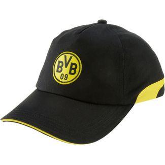 PUMA Borussia Dortmund Cap puma black-cyber yellow