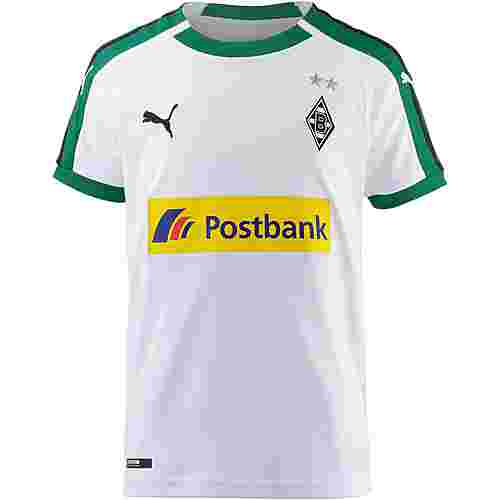 PUMA Borussia Mönchengladbach 18/19 Heim Fußballtrikot Kinder puma white