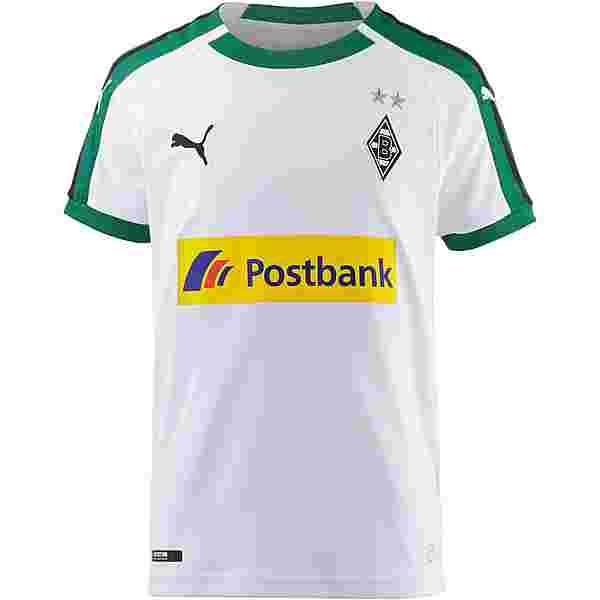 PUMA Borussia Mönchengladbach 18/19 Heim Trikot Kinder puma white