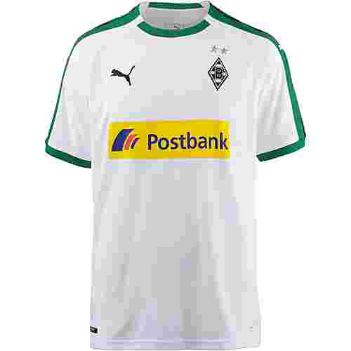 PUMA Borussia Mönchengladbach 18/19 Heim Fußballtrikot Herren puma white