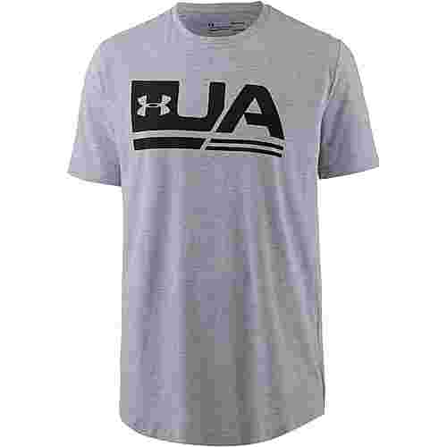Under Armour T-Shirt Herren white
