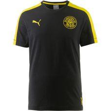 PUMA Borussia Dortmund T-Shirt Herren puma black