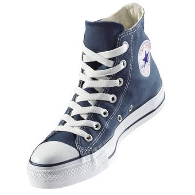 CONVERSE Chuck Taylor All Star High Sneaker Damen navy