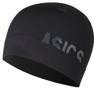 ASICS Logo-Beanie Laufmütze Herren performance-black