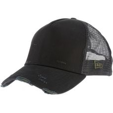 New Era A-Frame Trucker Cap black