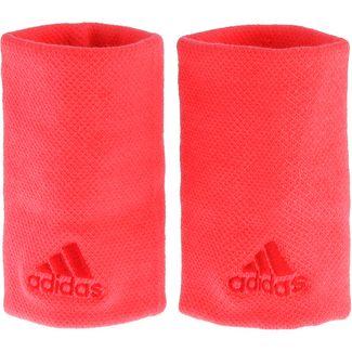 adidas TENNIS WB L Schweißband flash red