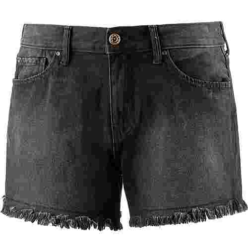 Only Jeansshorts Damen black
