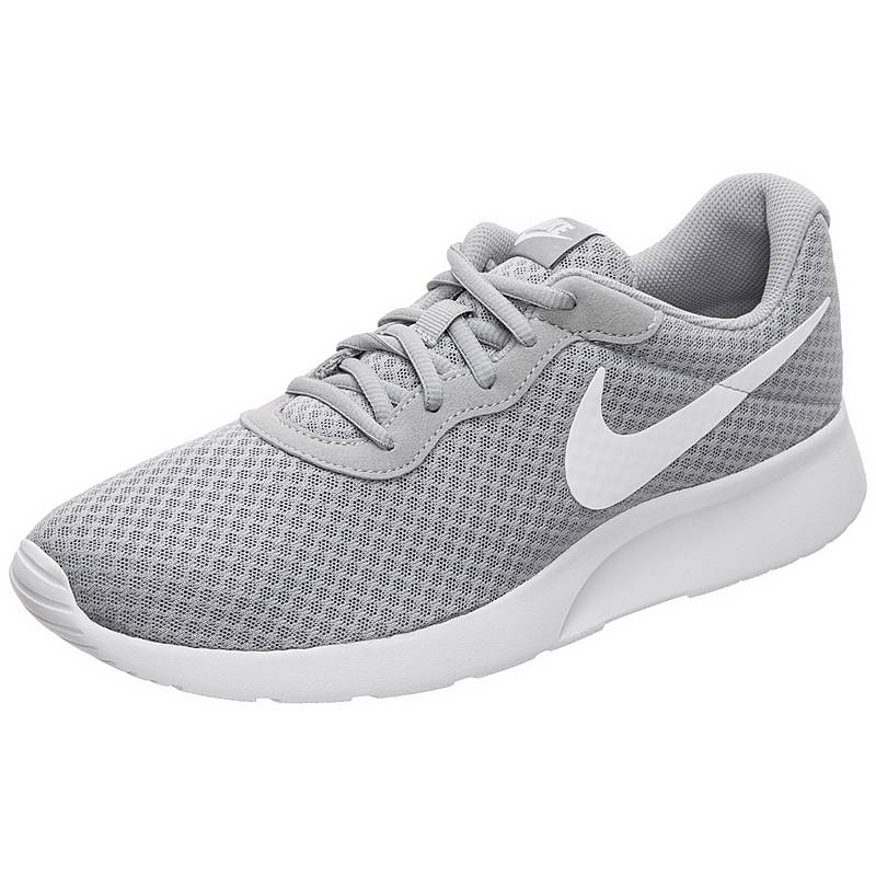 timeless design 9de52 b28ee Nike Tanjun Sneaker Herren grau  weiß