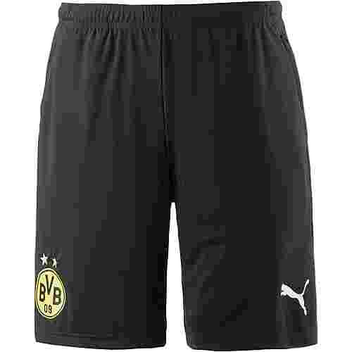 PUMA Borussia Dortmund Fußballshorts Herren puma black