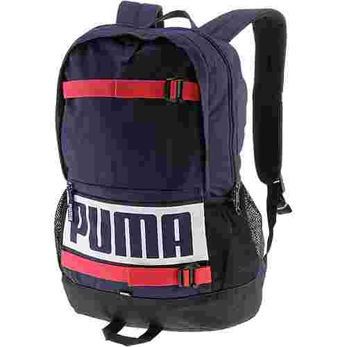 PUMA Rucksack Daypack Damen Peacoat