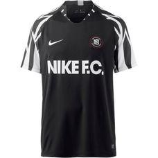 Nike Nike FC Funktionsshirt Herren black-white-white