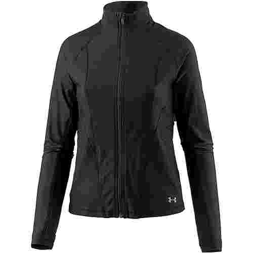 Under Armour Vanish Trainingsjacke Damen black-tonal