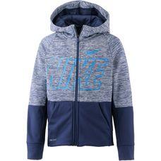Nike Funktionsjacke Kinder blue void-pure-blue void-blue