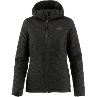 The North Face TBALL HDY Kunstfaserjacke Damen TNF BLACK MATTE
