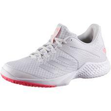adidas adizero club 2 w Tennisschuhe Damen white-matte silvergrey