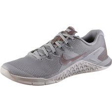 Nike Metcon 4 Fitnessschuhe Damen atmosphere grey-smokey mauve-vast grey-gunsmoke