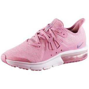 Nike AIR MAX SEQUENT Sneaker Kinder elemental pink-ashen slate-pin