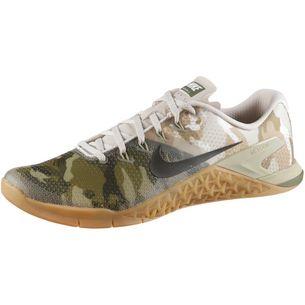 Nike Metcon 4 Fitnessschuhe Herren olive-canvas-white-gum-med-brown
