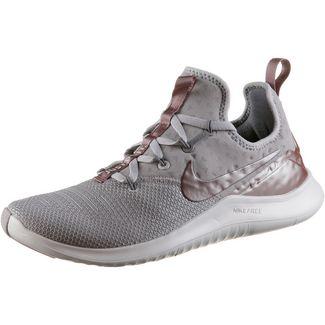 buy online 0c314 f6a3d Nike Free TR 8 Fitnessschuhe Damen atmosphere grey-smokey mauve-vast  grey-gunsmoke
